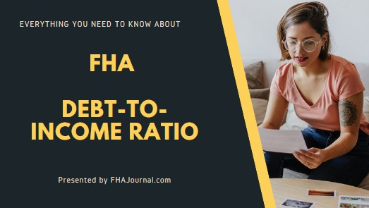 FHA Debt-to-Income Ratio